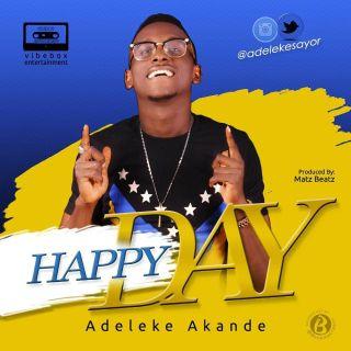 Adeleke - Happy Day