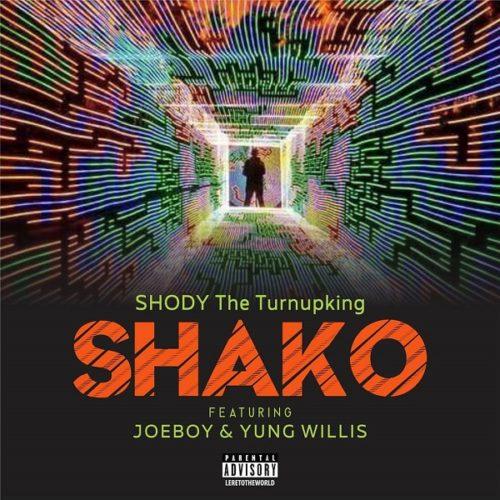 shodytheturnupking, joeboy, yung willis