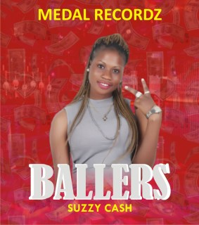 Suzzy Cash - Ballers