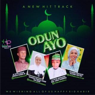 Ewa Anobi ft. Ona Ogo, Okiki Anobi & Olanikewu - Odun Ayo
