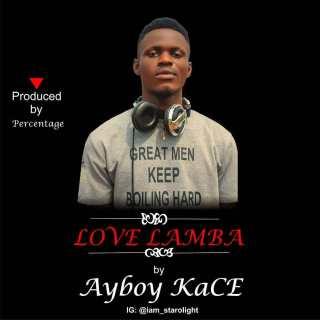 [PR-Music] Ayboy - Love Lamba