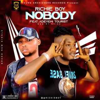 [PR-Music] Richie Boy ft. Adeyemi Tourist - Nobody