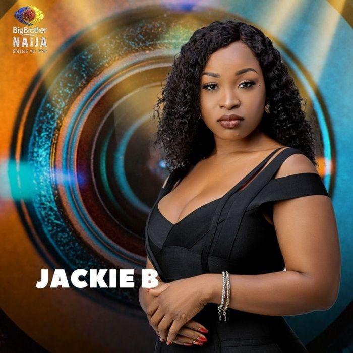 jackie b