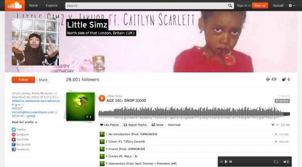 SoundCloud-playlist