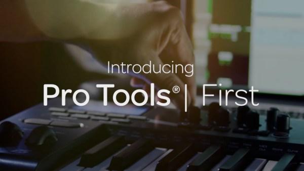 AVIDが初心者向け無償バージョンの「Pro Tools First」とクラウド・コラボレーションに対応する「Pro Tools 12」を発表