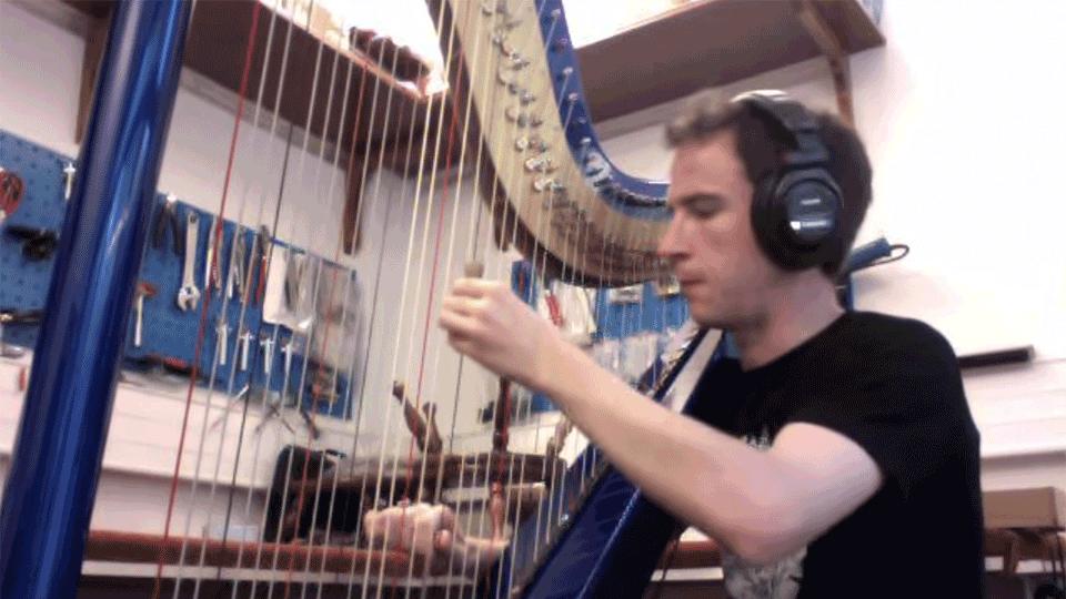 midi-harp