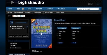 Detroit Soul samples without the royalty fees