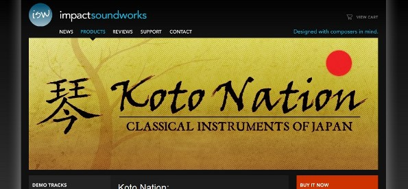 Impact Soundworks Koto Nation review
