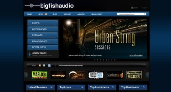 Big Fish Urban String Sessions review
