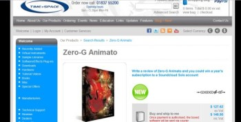 Zero-G Animato orchestral fx library review