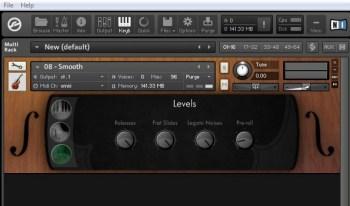Orange Tree Samples CoreBass Pear Acoustic Bass library for Kontakt