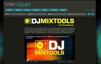 Loopmasters DJMixtools Giveaway