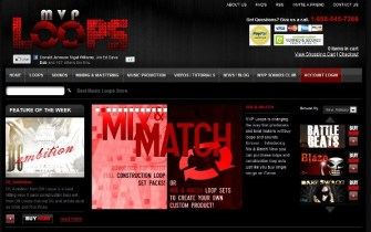 MVP Loops new Mix and Match sample shop