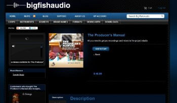 """Sample Magic's """"The Producer's Manual"""" by Paul White review"""