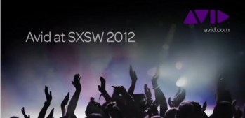 Avid talks to mix engineer Brad Worrell at SXSW 2012