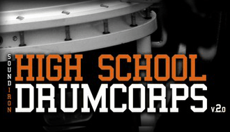 Boom and Bap: Soundiron High School Drumcorps Review