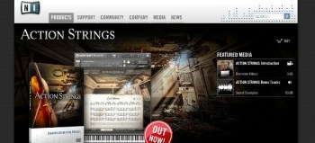 Native Instruments Action Strings review