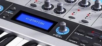 Novation V-Station plugin vs K-Station synthesizer