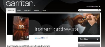 Garritan Instant Orchestra review