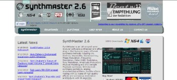 SynthMaster Demo: Exploring the factory presets