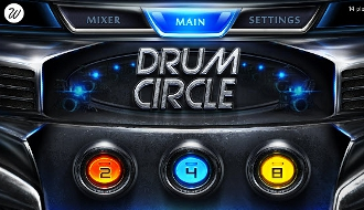 Boom and Bap: Wavesfactory DrumCircle Review