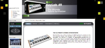 Arturia KeyLab 49 hybrid synth controller review