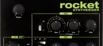 Sound Bite: Playing with the Waldorf Rocket synthesizer arp