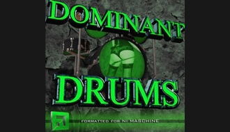 Maschine Packs: Flux Dominant Drums Review