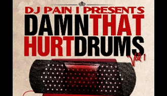 Boom and Bap: DJ Pain 1 Damn that Hurt drum kit review