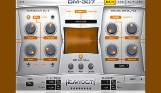 Boom and Bap: Heavyocity DM-307 Review
