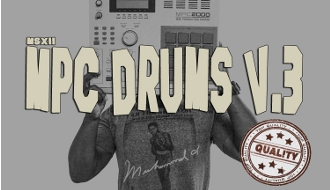 Boom and Bap: MSX Audio MPC Drums Vol 3 Review