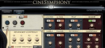 Review: Cinesamples CineSymphony LITE