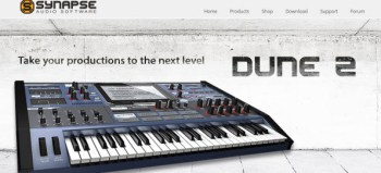 Check It Out: Synapse Dune 2 Oscillator and Voice Section Demo