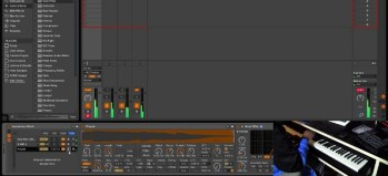 Check It Out: Ableton Live 9 Layering Instruments, Plugins, Samples, and FX