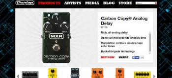 Review: MXR Carbon Copy Analog Delay on Vintage Fender Rhodes EP