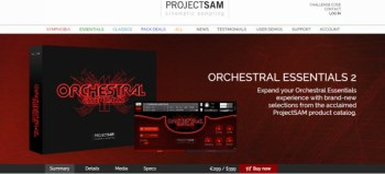Review: ProjectSAM Orchestral Essentials 2