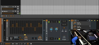 Check it Out: Bitwig Studio Instrument Layering & Morphing using the X/Y Device