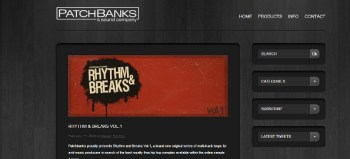 Review: Patchbanks Rhythm & Breaks Vol. 1