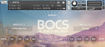 Review: AudioWarp BOCS Volume 3 (Boards of Canada Synthesis)