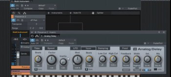 Studio One 3 Layering Multi Instruments and FX
