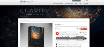 Heavyocity GRAVITY Modern Scoring Tools Review