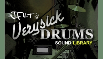 Boom and Bap: JFilt Very Sick Drums Review
