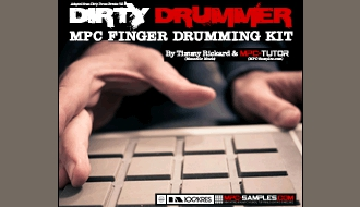 Boom and Bap: MPC-Samples Dirty Drummer Kit Review