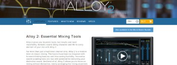Review: iZotope Alloy 2 Mixing Plugin