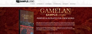 Review: Sample Logic GAMELAN Kontakt Library