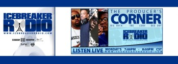 My Interview with The Producer's Corner on Icebreaker Radio