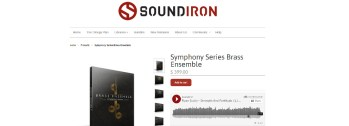 Review: Soundiron Symphony Series Brass Ensemble