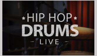 Boom and Bap: Modern Samples Hip Hop Drums Live