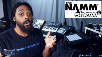 NAMM 2017 Starts Later This Week – What Are You Excited About?