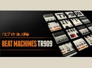 Maschine Packs: Niche Audio Beat Machines TR909 Review
